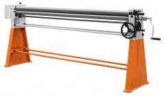 Станок вальцовочный ручной Stalex W01-0.8х2050
