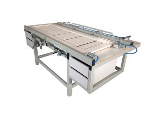 Сборочный стол для разрезания и намотки пленочных материалов (пленки ПВХ, ПЭТ, ПП, ламинатина) СС-600