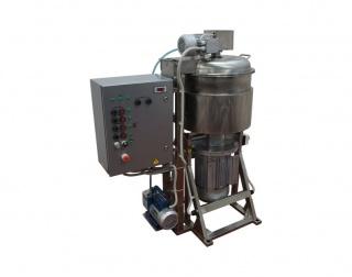 Куттер вакуумный регулируемый с подогревом КВ-450 РПММ