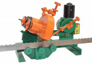 Автоматический заточной станок для ленточных пил ПЗ 22