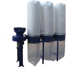 Пылеулавливающий агрегат MF3