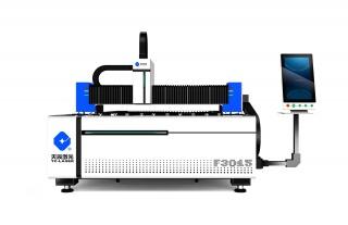 Волоконный лазерный резак тяжелой серии по металлу TC-F3015/4000 IPG