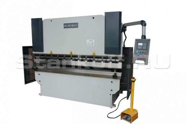 Пресс гидравлический гибочный HPB-K 400/4000