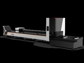 Оптоволоконный лазерный станок для резки труб XTC-T230/1000 IPG