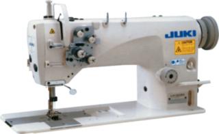 Двухигольная промышленная швейная машина JUKI LH-3578AG