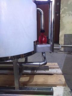Сырная ванна длительной пастеризации ВДПК-400