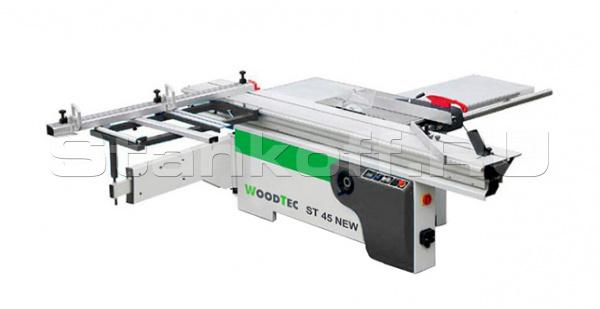 Форматно-раскроечный станок WoodTec ST 45 NEW
