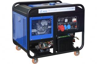 Дизельная электростанция дэс TSS SDG 12000EH3 11,5 кВт