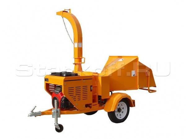 Мобильная дробилка древесных отходов BOXER CP5-25