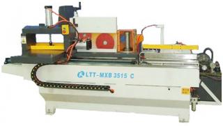 Полуавтоматический шипорезный станок с клеенамазом MXB3515C