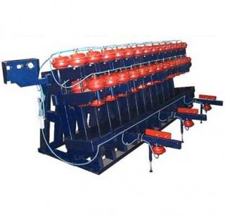 Пресс пневматический для склеивания бруса 3П-3000