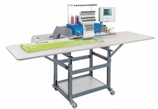 Промышленная одноголовочная вышивальная машина ZSK SPRINT 6XL