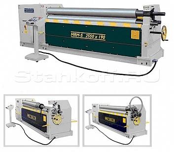 Электромеханический вальцовочный станок MRM-S 1550-170