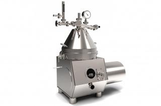 Сепаратор сливкоотделитель с ручной выгрузкой РОТОР-ОСРП-5Н