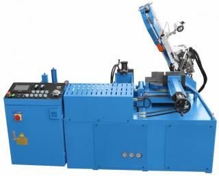 Автоматический ленточнопильный станок CORMAK S-200 RHA