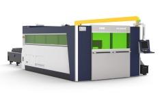 Волоконный лазерный станок для резки металлических листов и труб HS-G3015E-60T/1000 IPG