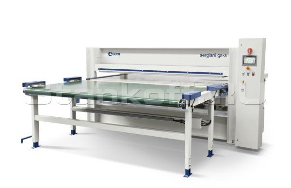 Гидравлический пресс горячего действия с автоматической загрузкой GS-A 120 30-14