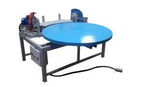 Станок для обрезки углов деревянных поддонов УСП-2