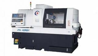 Токарный автомат продольного точения с противошпинделем JSL-42RBY