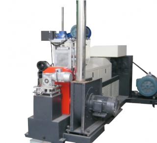 Гранулятор для полимеров с горячей резкой воздушным охлаждением VR-100