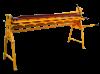 Ручная гильотина для рубки металла MZG 3008