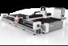 Оптоволоконный лазер для резки листов и труб со сменным столом LF3015GCR/3000 IPG