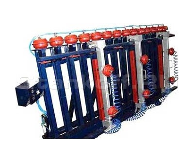 Пресс для склеивания бруса 4П-3000
