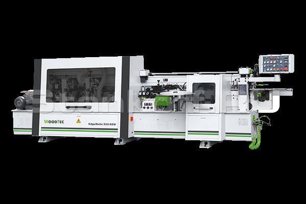 Станок для облицовывания кромок мебельных деталей EdgeMatic NEW 500