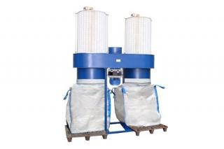Аппараты для улавливания пыли и стружки ПФЦ-8000КР