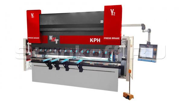 Синхронизированный гидравлический листогибочный пресс KPH 125-2500
