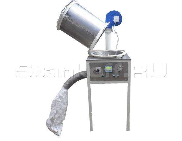 Машина для очистки чеснока от шелухи МОЧ-755