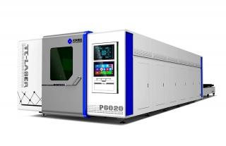 Оптоволоконный лазерный станок по металлу закрытого типа TC-P6020/6000 IPG