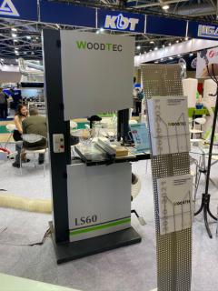 Станок ленточнопильный WoodTec LS 60 NEW