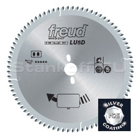 Пила Freud для пиления цветных металлов LU5D 1300