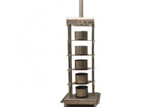 Пресс для сыра вертикальный ПВ-1