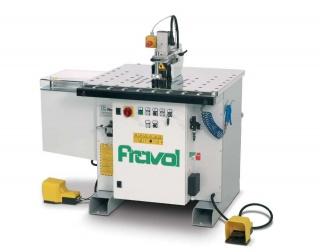 Станок для снятия свесов и обрезки кромки с ручной подачей VSR