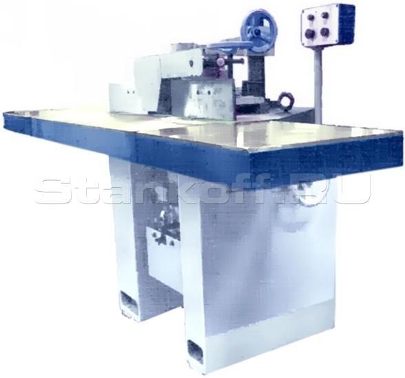 Станок фрезерный с широким столом ФС-1А(К)