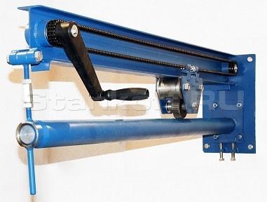 Электромеханический фальцеосадочный станок FOS-R 1300