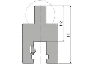 Адаптер пуансона ADX2