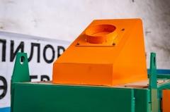 Двухвальный бревнопильный станок Тополь-450