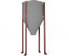Бункер сыпучей продукции БСП-5