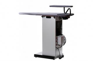 Профессиональный гладильный стол в комплекте с парогениратором LELIT PKSB500N