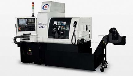 Токарные автоматы продольного точения JSL-26AB
