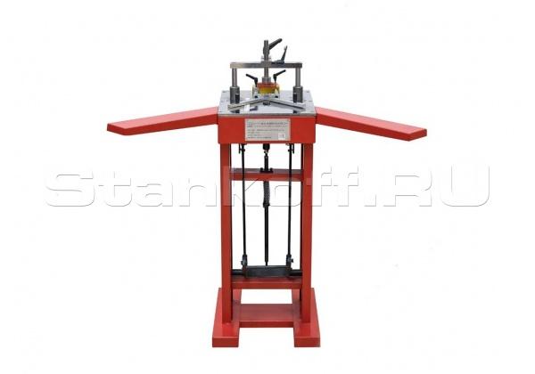 Механический станок для скрепления углов рам FS-101