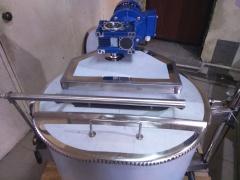 Ванна длительной пастеризации для производства сыра ВДПК-200