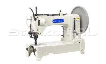 Прямострочная промышленная швейная машина Garudan GF 135-543H/L40