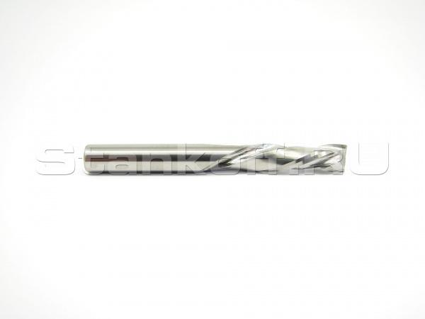 Компрессионная двухзаходная гравировальная фреза A2FLX617