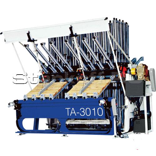 Гидравлическая веерная пресс-вайма серии TA
