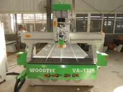 Фрезерно-гравировальный станок с ЧПУ c автоматической сменой инструмента Woodtec VA-1325