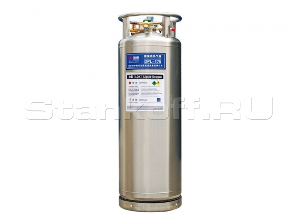 Газификатор кислорода и азота вертикального типа DPL-210
